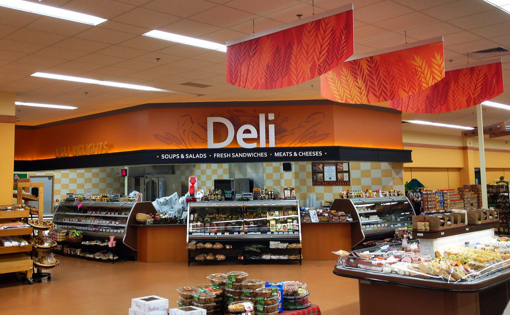 Interior Deli Design | Grocery Store Upgrade | Interior Ma ...