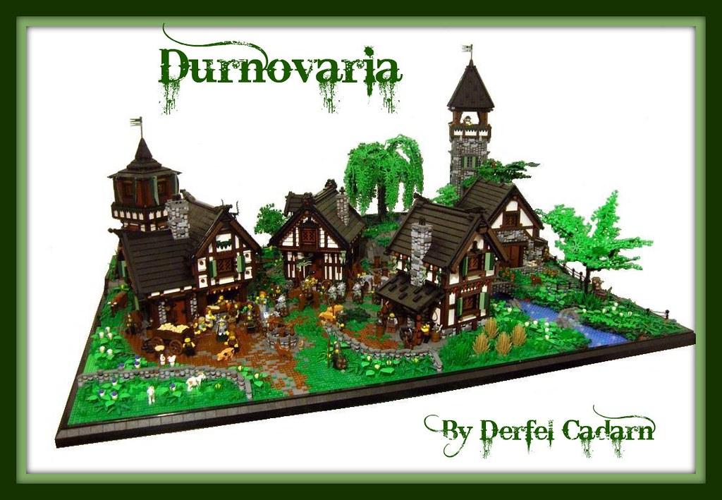 Durnovaria Avalonia - Derfel Cadarn