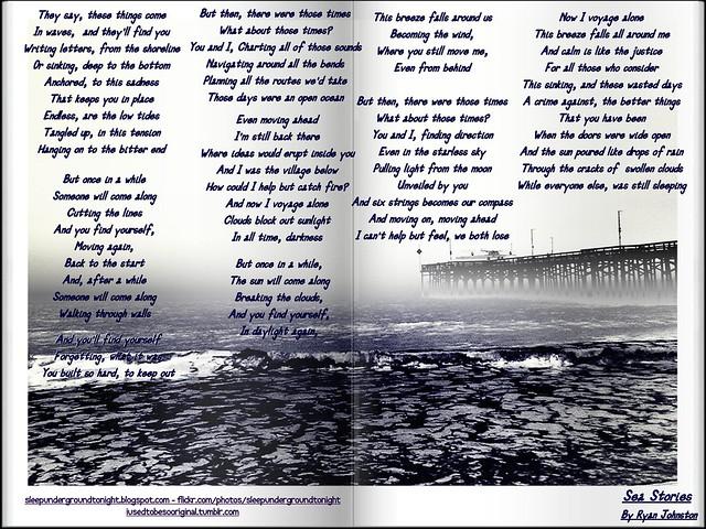 Shoreline  Letters