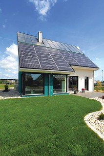 Energy-Producing South-Facing Roof | by Home Energy Magazine