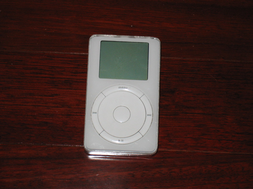 iPod Classic 1st generation | 2001 | Apple Collector | Flickr