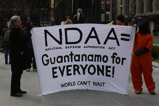 NDAA (National Defense Authorization Act) | by World Can't Wait