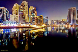 Marina Reflections | by Najib Nasreddine