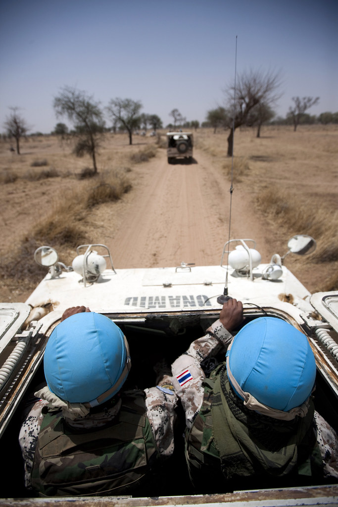 effects of war and peacekeeping on
