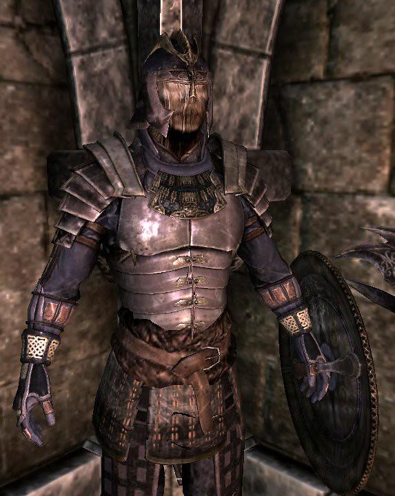 Handed Warrior Build Oblivion
