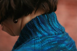 Water Street Cardi | by crazyknittinglady