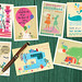 qutoe candy cards