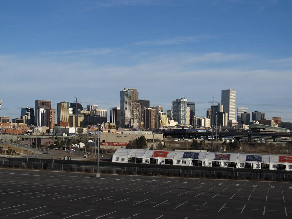 Strip Club Denver, CO Mile High