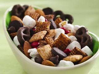 Mile High Chex Mix Recipe | by Betty Crocker Recipes