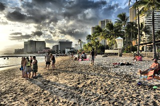 Sunday on Waikiki Beach | by orgazmo