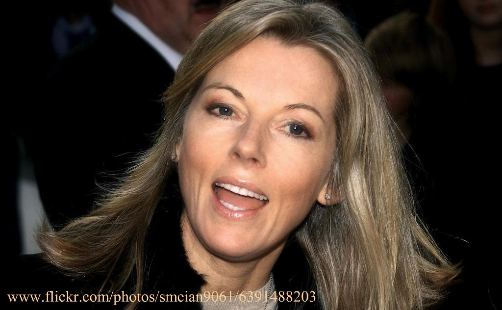 Mary Nightingale Happy Feet 2 Film Premiere Ian Smith