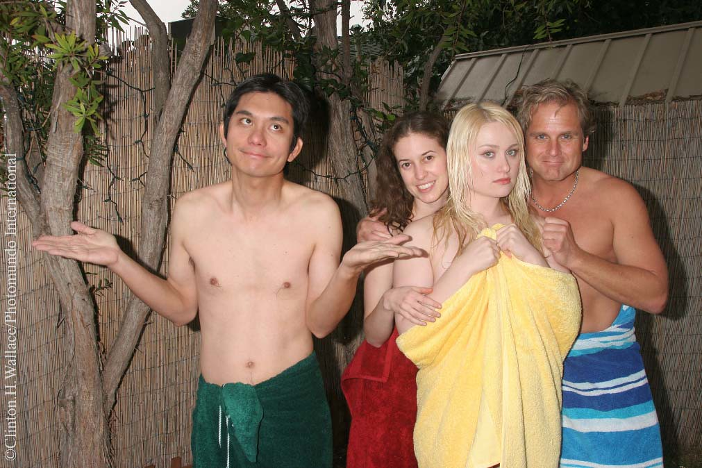 Family Photo | The cast of Kelly Deerdale, Naturist