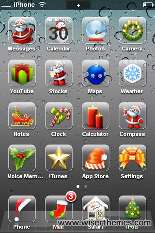 THEMES FOR IPHONE 4S FREE