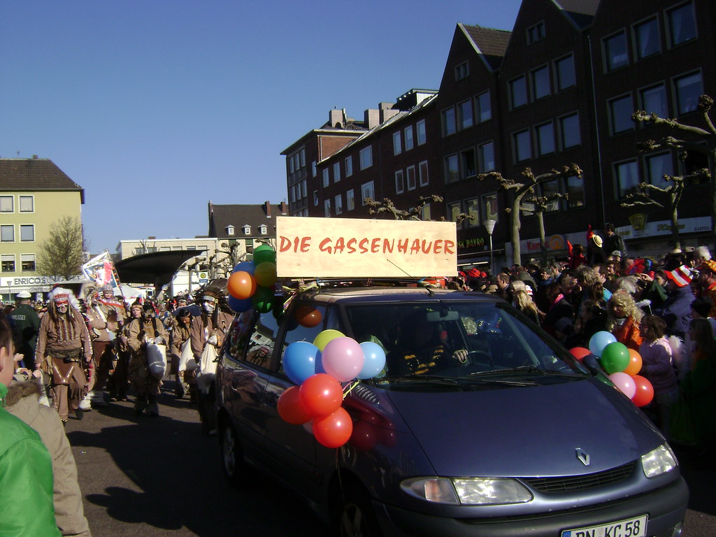 die gassenhauer desfile carnaval en d ren 2011 alemania flickr. Black Bedroom Furniture Sets. Home Design Ideas
