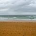 Cloudy Manly Beach