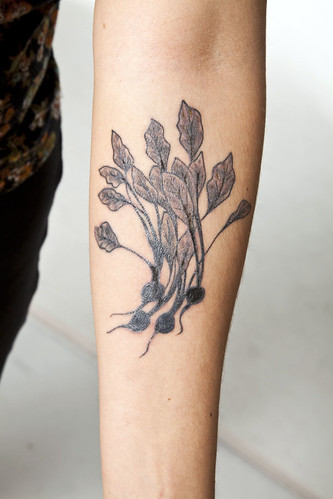 My Beet Tattoo | by Kim | Affairs of Living
