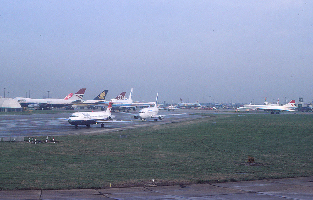 London Heathrow Airport 1984 London Heathrow Airport