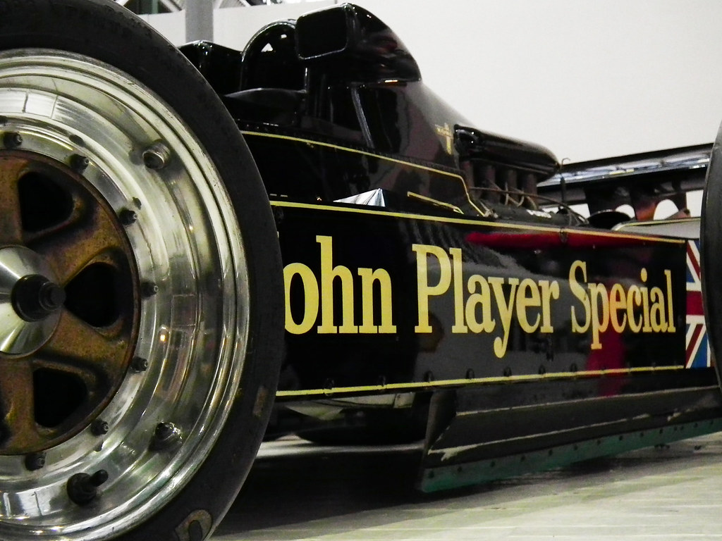 1977 John Player Special Lotus 78 Mike Slade Flickr