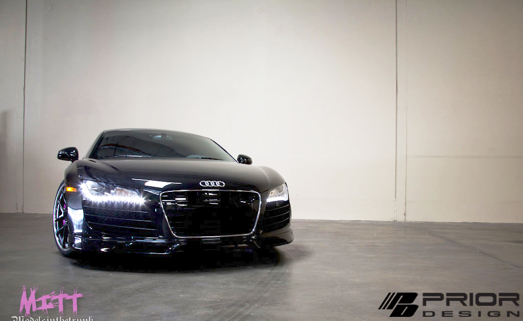Prior Design Audi R8 Audi R8 Featuring A Full Prior