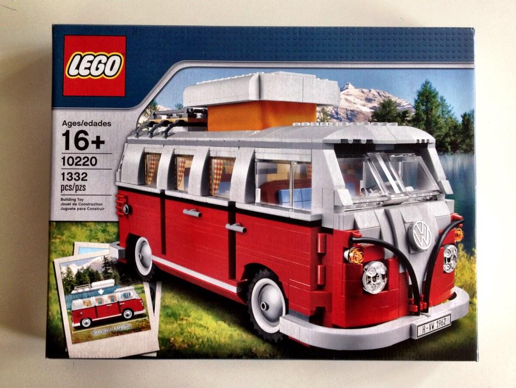 lego volkswagen t1 camper van michael surtees flickr. Black Bedroom Furniture Sets. Home Design Ideas