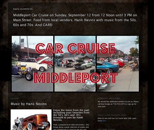 Middleport Car Cruise | by MPFweb.com