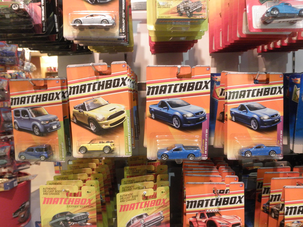 2011 New Matchbox Vehicles! | I was really surprised to ...