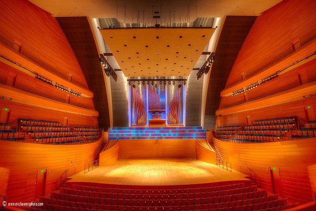 Helzberg Hall Helzberg Hall In The Kauffman Center For The Flickr Photo Sharing