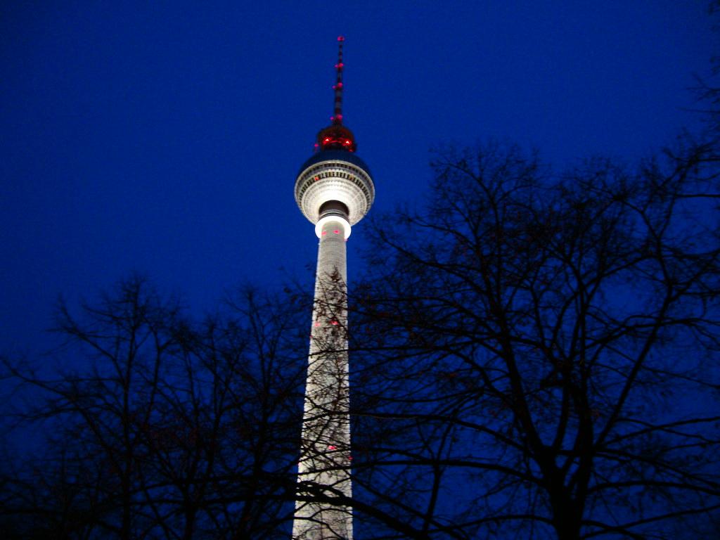 Torre de televisión