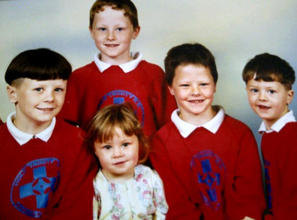 Jay Mcguiness Family