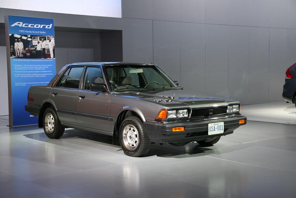 1983 Honda Accord Vin 1 Tom Atkian Flickr