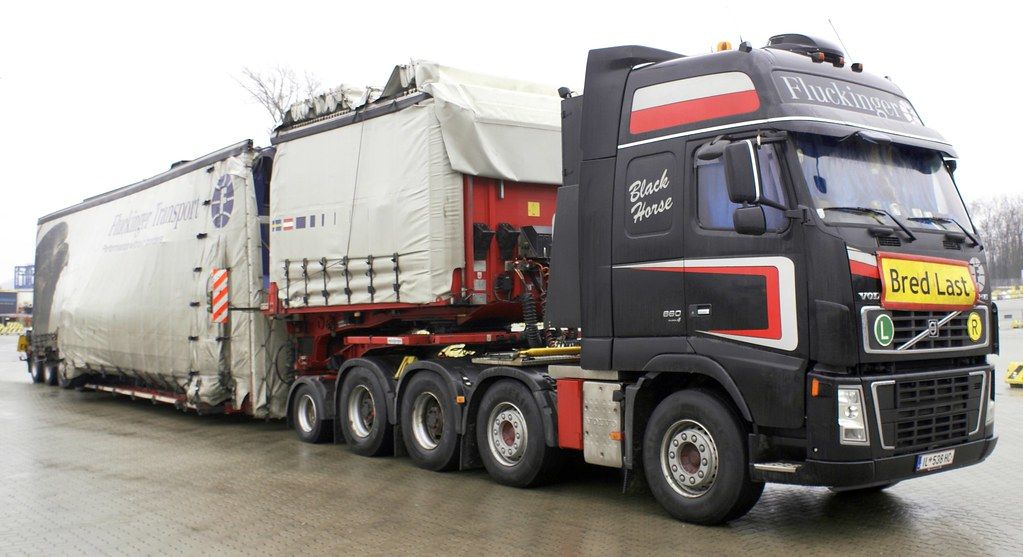 Fluckinger Transport Volvo FH16 660 Globetrotter XL | Flickr