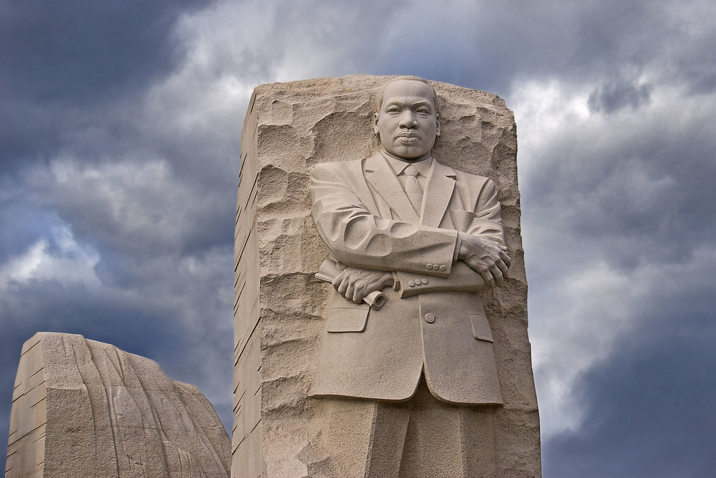 Martin Luther King, Jr., Memorial (DC) 2011 | Image by Ron ...