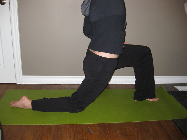 hip flexor stretch image