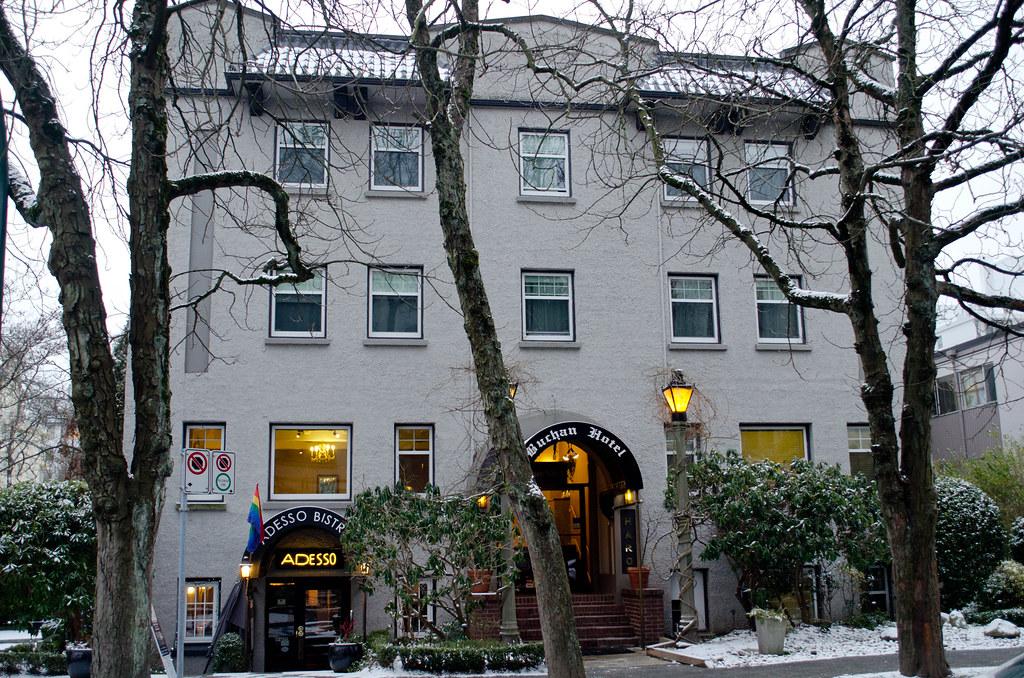 Buchan Hotel Vancouver Reviews