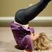 addie doing gymnastics