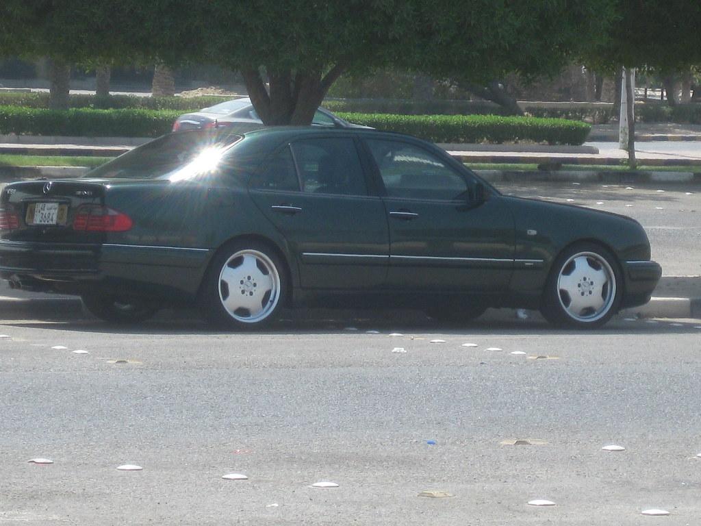 1997 Mercedes Benz W210 E50 Amg Muhammad Dasouqi Flickr