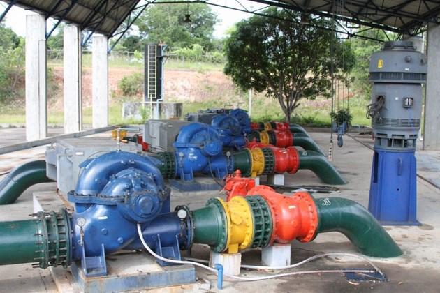 No habrá agua en diferentes partes de la ciudad