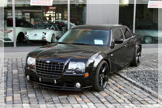 2008 chrysler 300 c srt8 hardcore 01 flickr photo. Black Bedroom Furniture Sets. Home Design Ideas