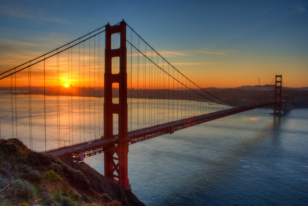 Image result for san francisco sunrise
