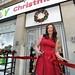 Suzi Perry opens the eBay Pop-up Shop