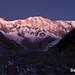 Annapurna I (8 091m) @Sunrise - 10th Highest Mountain in the World