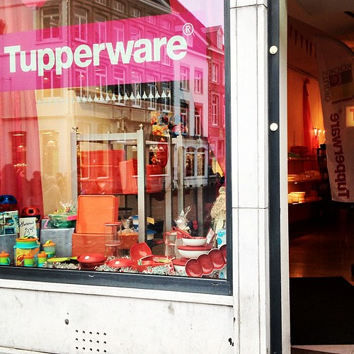 Empty Tupperware shop just before Christmas #retail #fail | by Peter Hilton