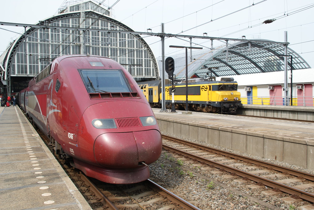 Train routes in the Netherlands - Wikipedia