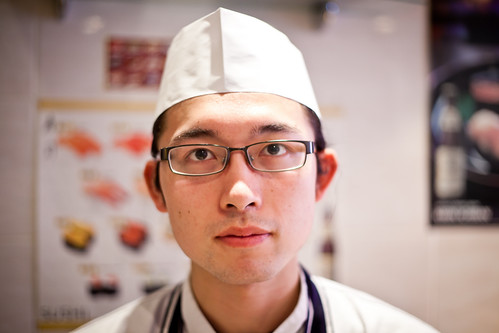 J is for Japan - Chef at Kiraku | by The Hungry Cyclist