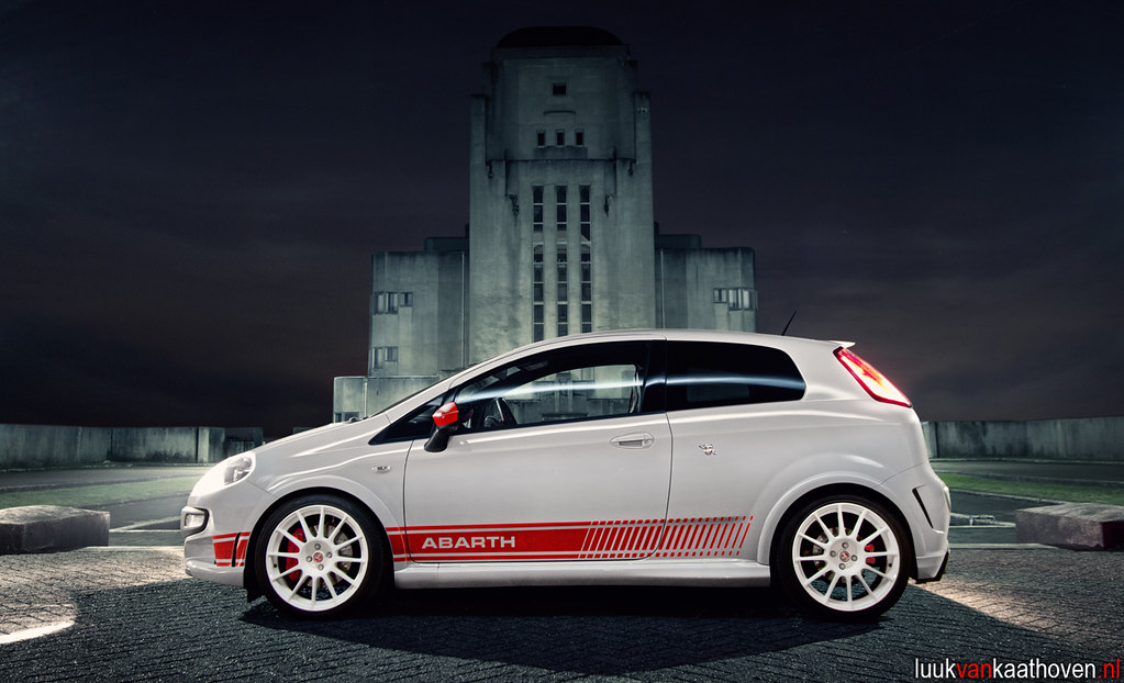 abarth punto evo 39 esseesse 39 i 39 ve put quite a lot of. Black Bedroom Furniture Sets. Home Design Ideas