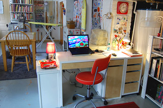 My Desk | by Miss Sews-It-All