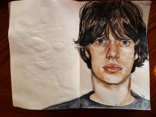 Young Mick Jagger | by tayo.