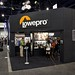 Lowepro Booth from Aisle