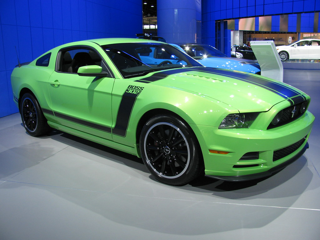 2013 mustang boss 302 gotta have it green bill cook. Black Bedroom Furniture Sets. Home Design Ideas