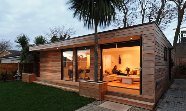 Garden Room/garden Office/summer House/log Cabin/granny Annexe ...